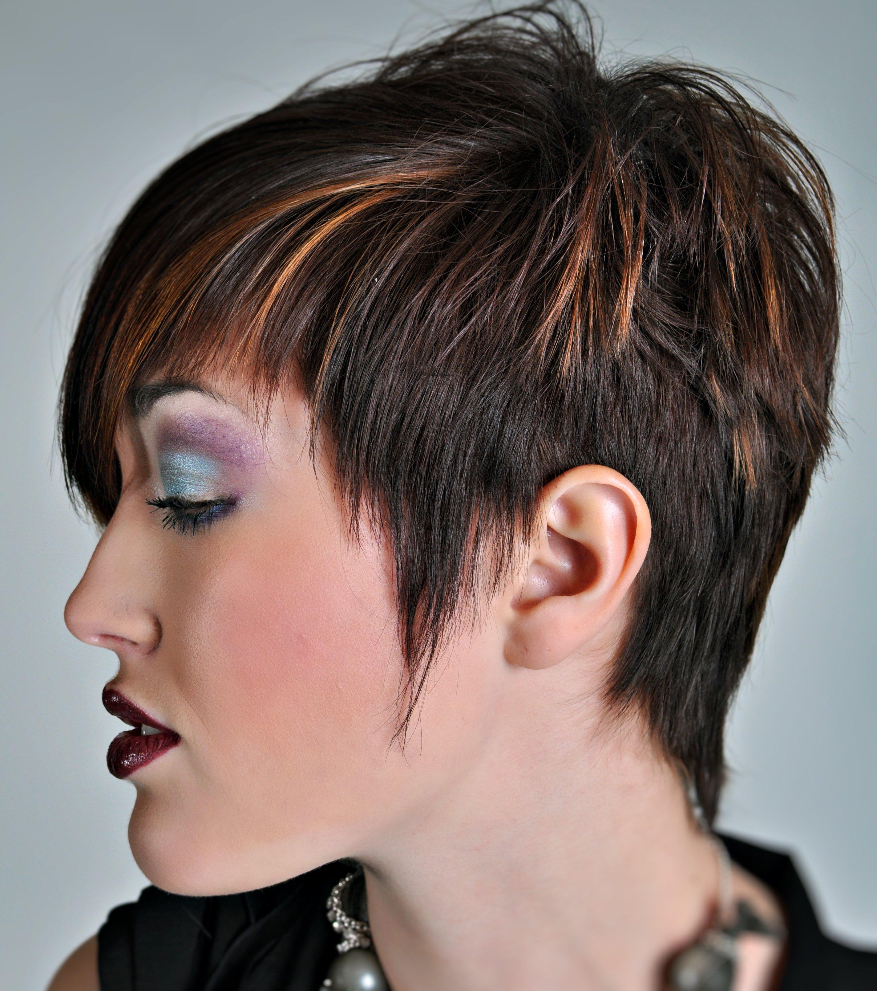Short Haircuts You Might Love To Get At Ashka Ashka Salon