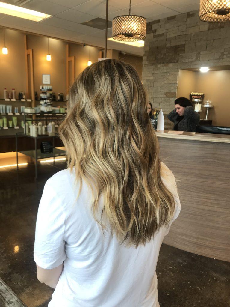 Golden Hair, Ashka Salon